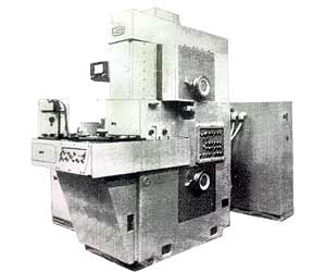 Semi-automatic bilateral face-grinding machine MSH273. MSH273. Click for increase
